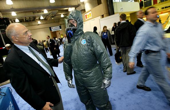 Chris Hondros「U.S. Maritime Security Expo Exhibits Security Equipment」:写真・画像(12)[壁紙.com]