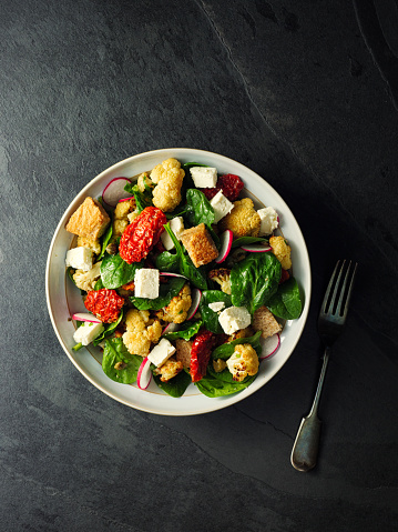 Radish「Winter Panzanella salad」:スマホ壁紙(4)