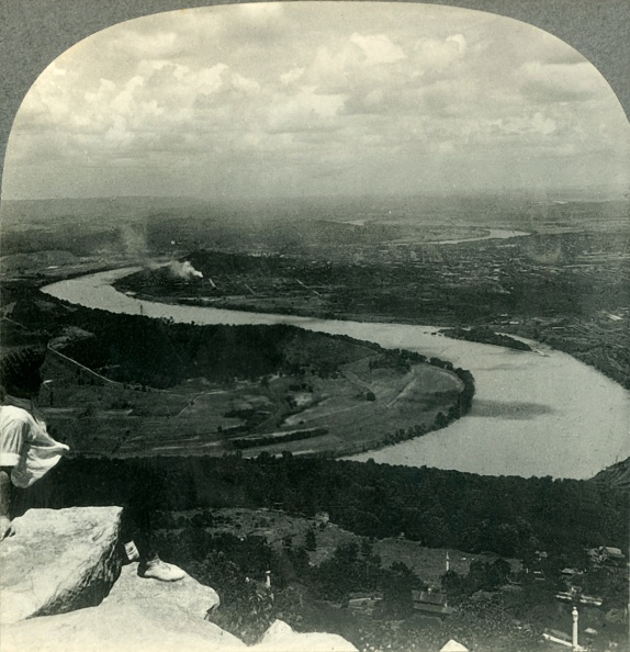 Horizon「Chattanooga And Tennessee River Valley From Lookout Mountain」:写真・画像(0)[壁紙.com]
