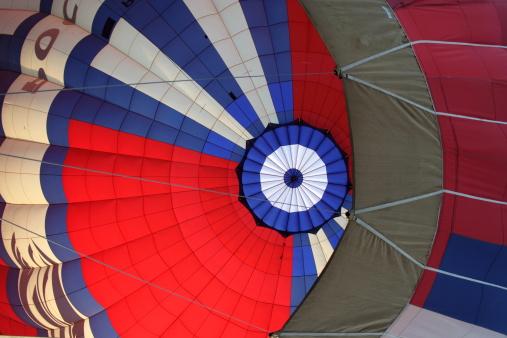 Airship「Canopy of the big balloon. Look at inside.」:スマホ壁紙(15)