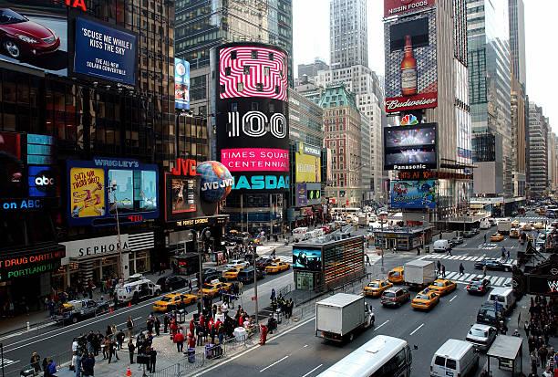 Times Square Celebrates 100th Anniversary:ニュース(壁紙.com)