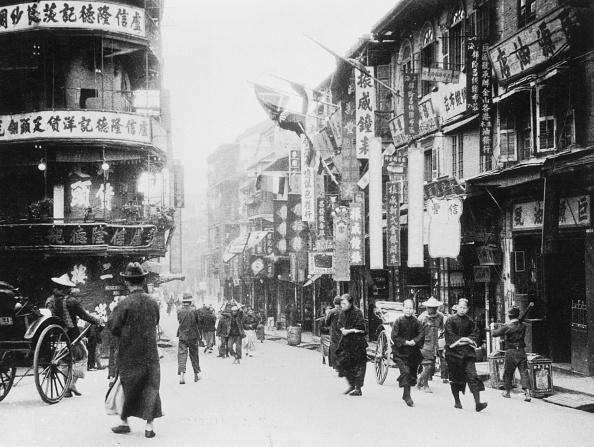1900-1909「Hong Kong Street」:写真・画像(3)[壁紙.com]