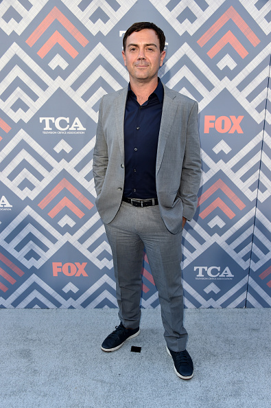 Double Breasted「2017 Summer TCA Tour - Fox - Arrivals」:写真・画像(16)[壁紙.com]