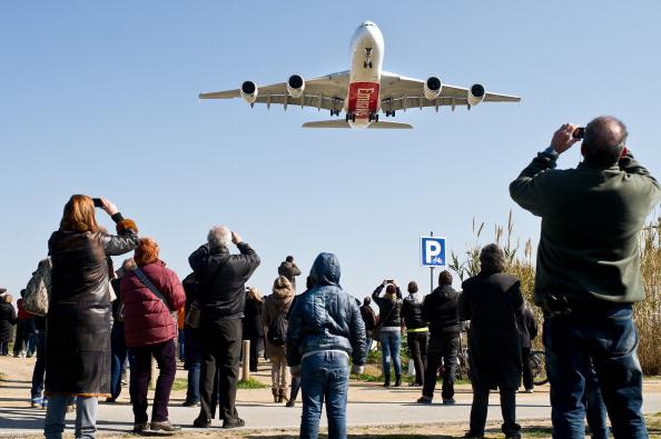 Airbus A380「Mobile World Congress 2013 - Previews」:写真・画像(13)[壁紙.com]
