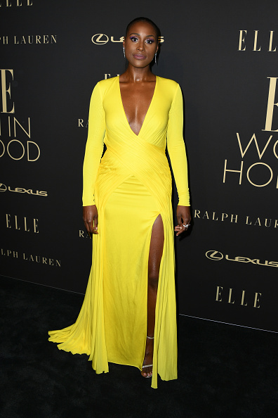 Yellow Dress「2019 ELLE Women In Hollywood - Arrivals」:写真・画像(2)[壁紙.com]