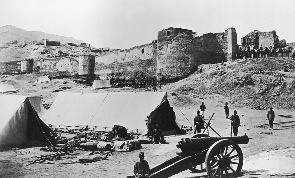 Kabul「Bala Hissar」:写真・画像(7)[壁紙.com]