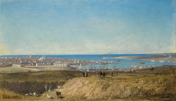 Painting - Activity「The Sevastopol Bay.」:写真・画像(12)[壁紙.com]