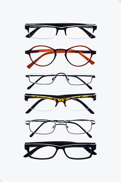 Various eyeglasses:スマホ壁紙(壁紙.com)
