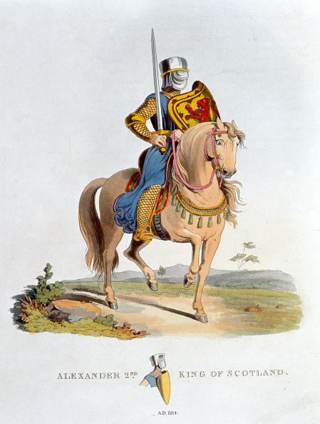 The Lion King「Alexander II King Of Scotland (1824)」:写真・画像(10)[壁紙.com]