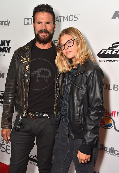 """Lorenzo Lamas「Premiere Of Red Bull Media House's """"On Any Sunday, The Next Chapter"""" - Red Carpet」:写真・画像(15)[壁紙.com]"""