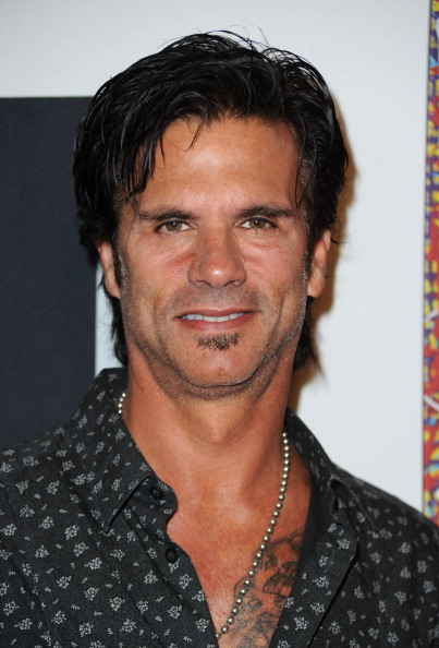 """Lorenzo Lamas「""""Cosmic Harley"""" By Jack Armstrong Unveiling - Arrivals」:写真・画像(13)[壁紙.com]"""