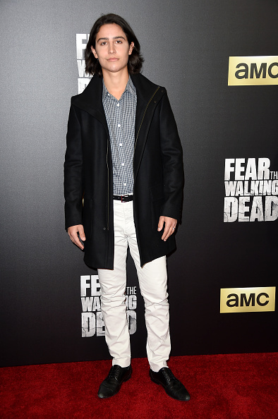 ウォーキング・デッド シーズン2「Premiere Of AMC's 'Fear The Walking Dead' Season 2 - Arrivals」:写真・画像(7)[壁紙.com]