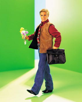 Doll「Mattel's Ken Doll Celebrates 40th Anniversary」:写真・画像(7)[壁紙.com]