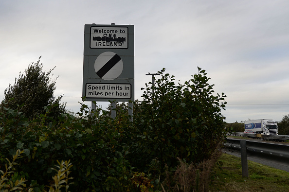 Ireland「The British Government Prepares New Proposals On Irish Border Brexit Issue」:写真・画像(17)[壁紙.com]