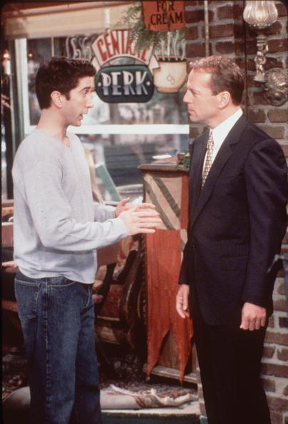 Guest「BRUCE WILLIS GUEST STARS ON THE SHOW FRIENDS」:写真・画像(11)[壁紙.com]
