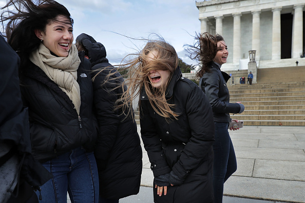 Wind「Powerful Winter Storm Brings High Winds To DC Area」:写真・画像(18)[壁紙.com]