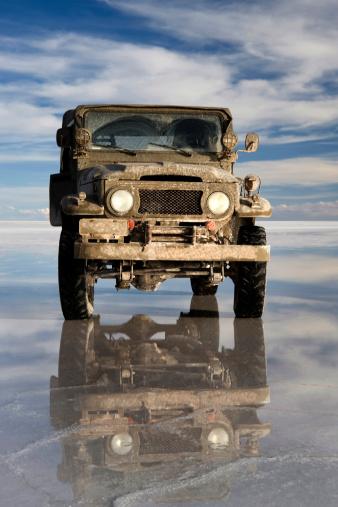 Bolivian Andes「Land Cruiser」:スマホ壁紙(12)