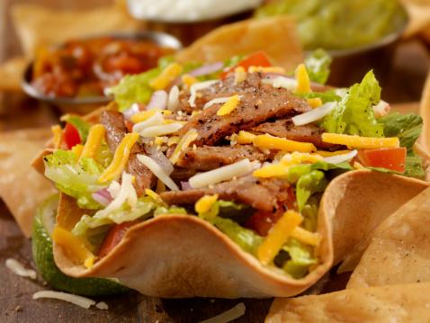 Taco「Steak Taco Salad」:スマホ壁紙(6)