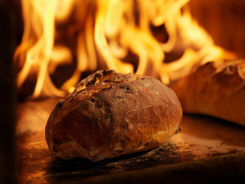 Inferno「Cranberry Sourdough Bread in a Wood Burning oven」:スマホ壁紙(6)