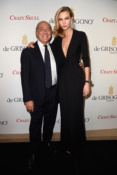 カーリー・クロス「De Grisogono Launches A New Watch At Rue De La Boetie In Paris」:写真・画像(14)[壁紙.com]