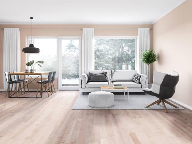Modern cozy interior:スマホ壁紙(壁紙.com)