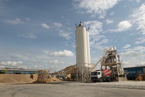 Cement「Cement works, Ipswich, Suffolk, UK」:写真・画像(16)[壁紙.com]