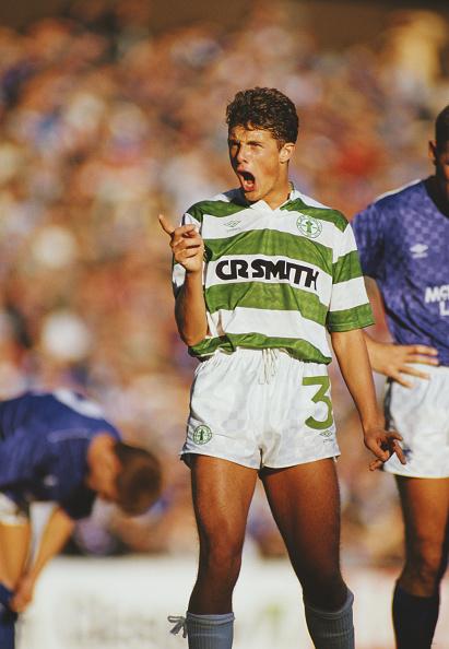 スポーツリーグ「Derek Whyte Rangers v Celtic 1987」:写真・画像(15)[壁紙.com]