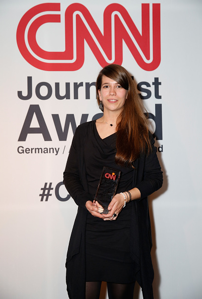 Tristan Fewings「CNN Journalist Award 2015」:写真・画像(6)[壁紙.com]