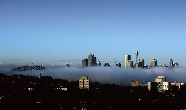 Thick「Thick Fog Envelops Sydney」:写真・画像(13)[壁紙.com]