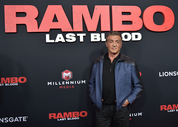 "Sylvester Stallone「""Rambo: Last Blood"" Screening & Fan Event」:写真・画像(9)[壁紙.com]"