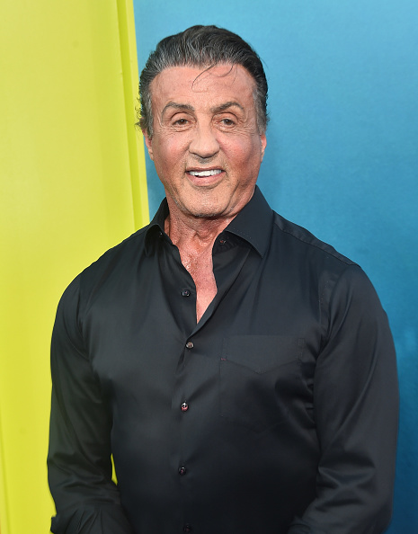 "Sylvester Stallone「Warner Bros. Pictures And Gravity Pictures' Premiere Of ""The Meg"" - Red Carpet」:写真・画像(1)[壁紙.com]"