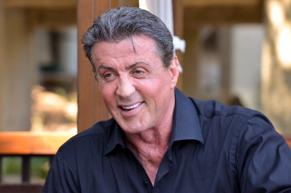 Sylvester Stallone「Sylvester Stallone and His Family Are Guests of Honor at A Dinner to Celebrate the 9th Annual Acapulco Film Festival」:写真・画像(4)[壁紙.com]