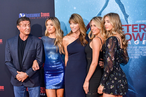"Sylvester Stallone「LA Premiere Of Entertainment Studios' ""47 Meters Down Uncaged"" - Arrivals」:写真・画像(18)[壁紙.com]"
