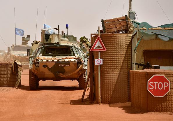 Al-Qaida「UN Troops Assist Malian Government In Fighting Rebels」:写真・画像(1)[壁紙.com]