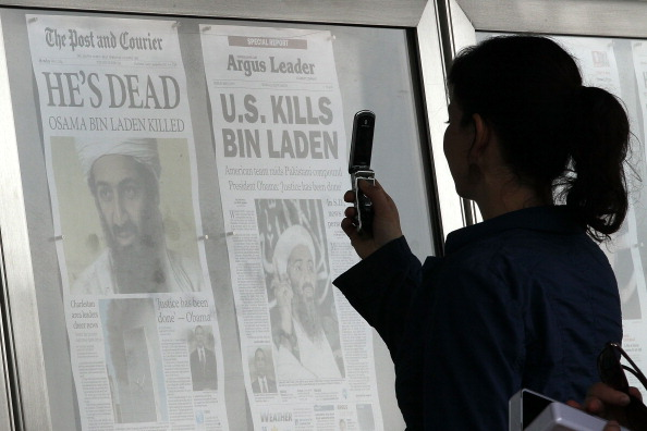 Death「U.S. Reacts To Death Of Osama Bin Laden」:写真・画像(17)[壁紙.com]