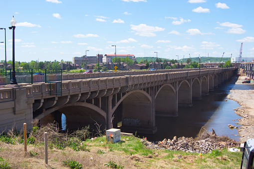 Arkansas River「Route 66 bridge」:スマホ壁紙(16)