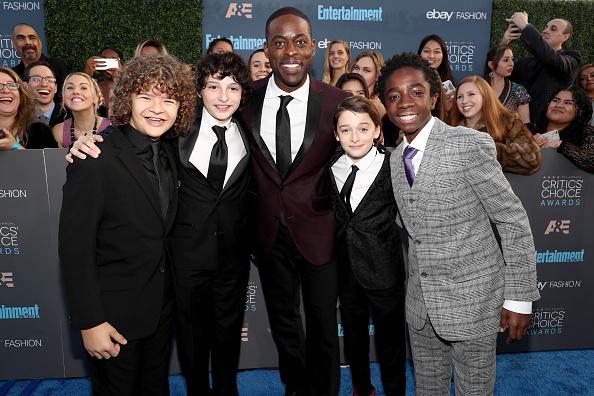 Noah Schnapp「The 22nd Annual Critics' Choice Awards - Red Carpet」:写真・画像(13)[壁紙.com]