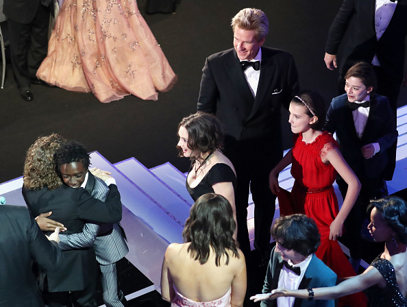 Noah Schnapp「The 23rd Annual Screen Actors Guild Awards - Roaming Show」:写真・画像(15)[壁紙.com]