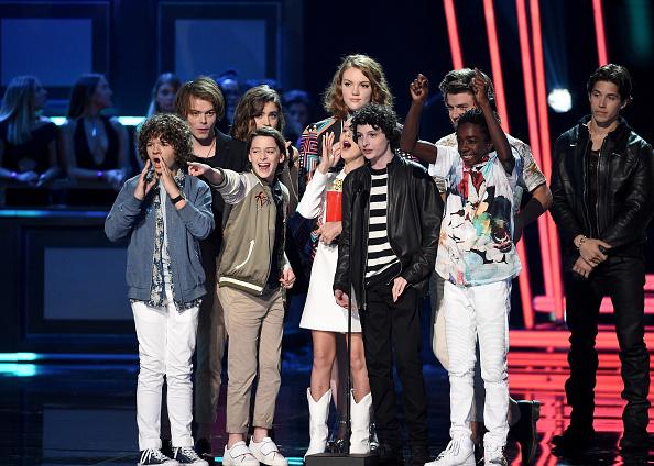 Noah Schnapp「2017 MTV Movie And TV Awards - Show」:写真・画像(2)[壁紙.com]