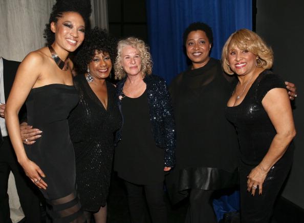 メリー・クレイトン「2014 MusiCares Person Of The Year Honoring Carole King - Roaming Show」:写真・画像(14)[壁紙.com]