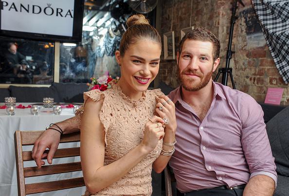 ジュエリー パンドラ「PANDORA Jewellery Partners With Celebrity Couple, Brandon Prust And Maripier Morin」:写真・画像(2)[壁紙.com]