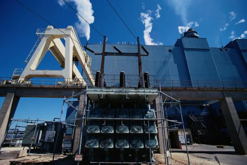 Factory「Coal plant」:スマホ壁紙(6)