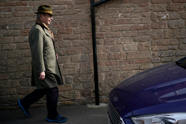 Christopher Furlong「Brexit Betrayal March To Leave - Mansfield To Beeston Leg」:写真・画像(12)[壁紙.com]