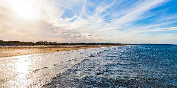 St「Scotland, Fife, St Andrews, West Sands, beach」:スマホ壁紙(10)