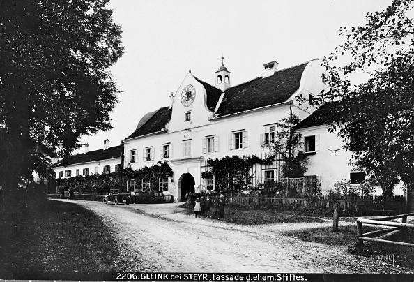 Benedictine「Gleink In Steyr: Former Benedictine Monastery. View Of The Facade. About 1910. Photograph By Bruno Reiffenstein (No. 2206).」:写真・画像(7)[壁紙.com]