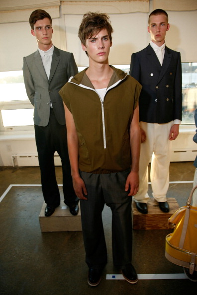 Spring Collection「Antonio Azzuolo - Presentation - Spring 2012 Mercedes-Benz Fashion Week」:写真・画像(14)[壁紙.com]