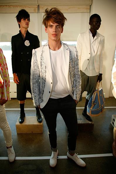 Spring Collection「Antonio Azzuolo - Presentation - Spring 2012 Mercedes-Benz Fashion Week」:写真・画像(7)[壁紙.com]