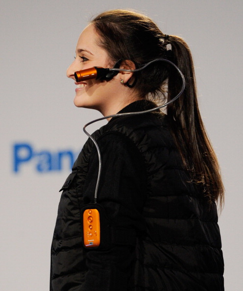 Wearable Camera「Newest Innovations In Consumer Technology On Display At 2014 International CES」:写真・画像(11)[壁紙.com]