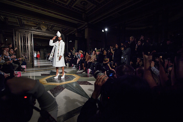 London Fashion Week「London Fashion Week - The Bigger Picture」:写真・画像(1)[壁紙.com]