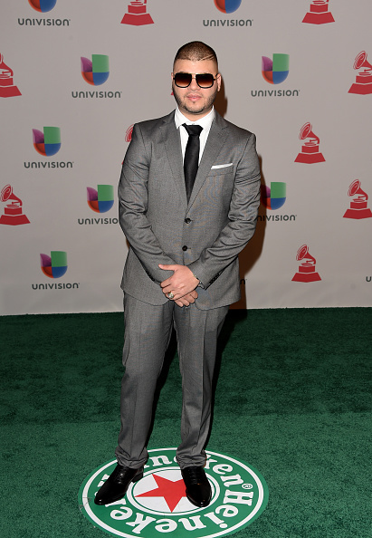 MGM Grand Garden Arena「15th Annual Latin GRAMMY Awards - Arrivals」:写真・画像(6)[壁紙.com]